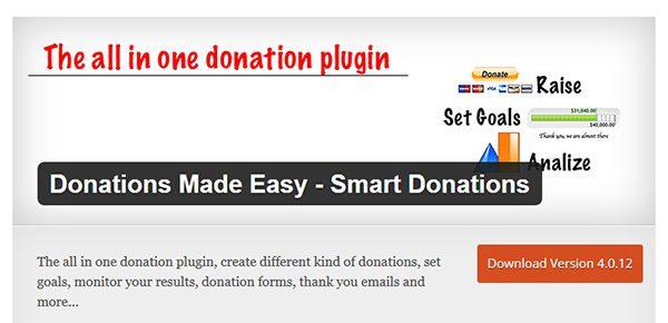 Smart Donations Logo