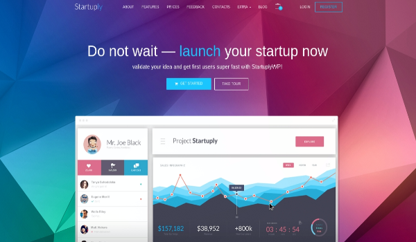 startuply-wordpress-theme