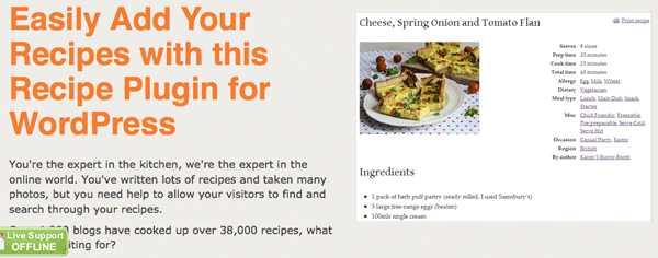 6 of the best wordpress recipe plugins to help your site get