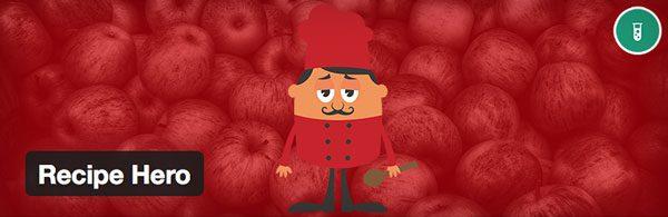 Recipe Hero Food Blog Plugins