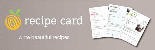 Yum Print Recipe Plugin