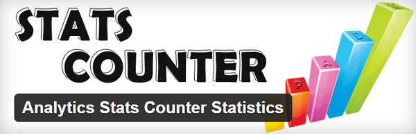 Analytics Stats Counter Statistics Header