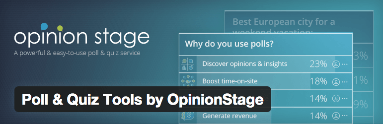 opinion-stage-plugin