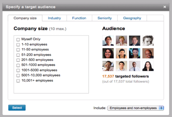 LinkedIn has better organic reach, b2b brands love it