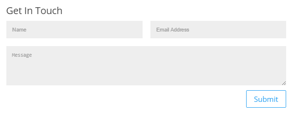 Add simple contact forms to your site