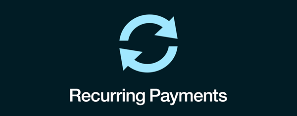 Collect recurring payments from your customers