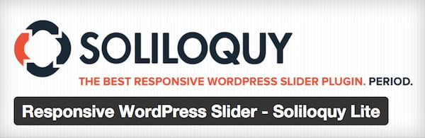 Soliloquy Lite the free slider plugin for WordPress
