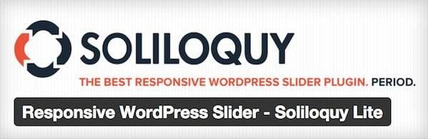 Soliloquy Lite the free slider plugin for WordPress