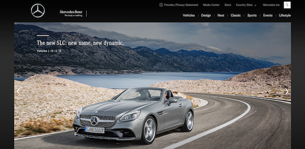 Cool Websites Made With WordPress Elegant Themes Blog - Cool car websites