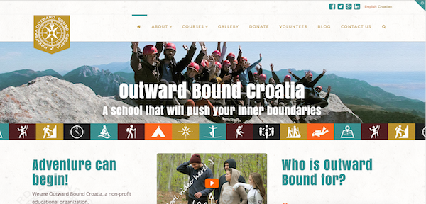 Outward Bound Croàcia