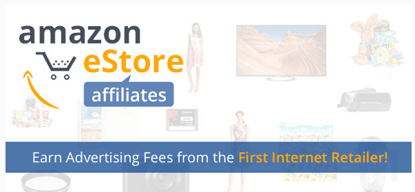 Amazon eStore Affiliates Header