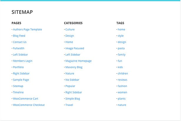 page-template-sitemap