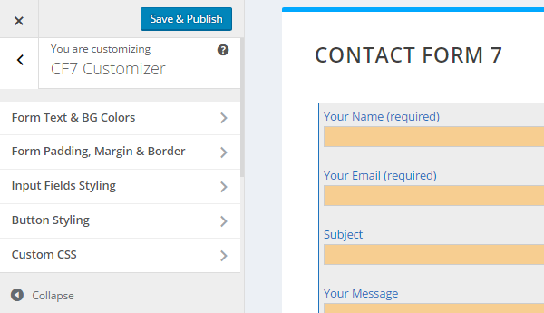 7 Best Contact Form 7 Extensions