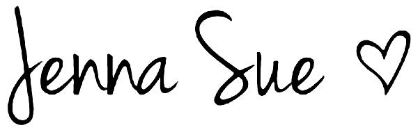 Jenna Sue