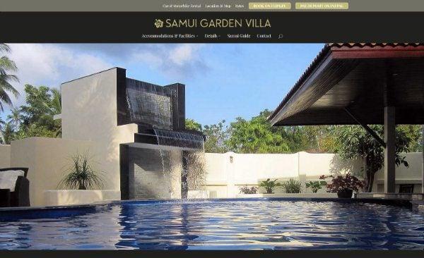 Samui Garden Villa