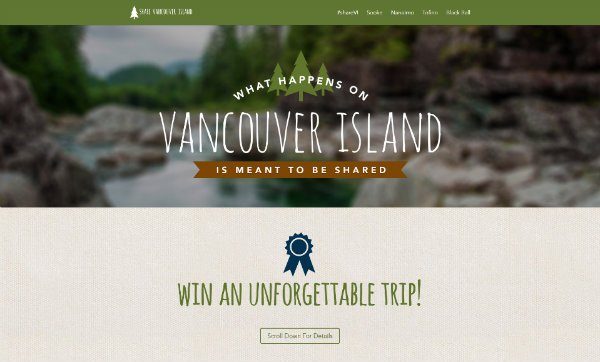 Share Vancouver Island