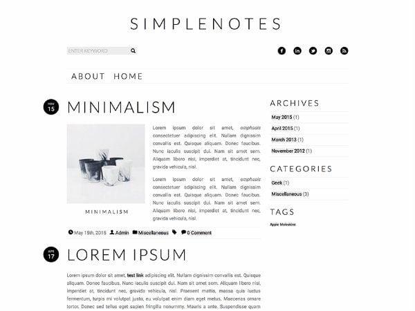 Best Free WordPress Themes for Writers | Elegant Themes Blog
