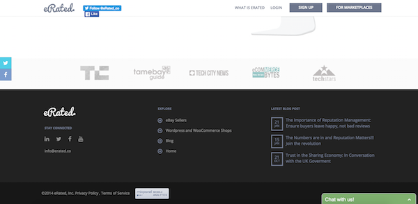 15 Elegant Footer Designs For Your Next Wordpress Client Project