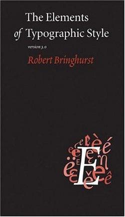 elements-of-typographic-style