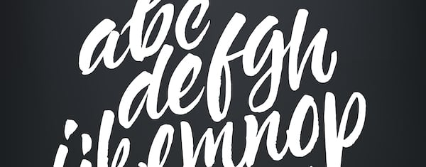 18 Beautiful Free & Premium Script Fonts