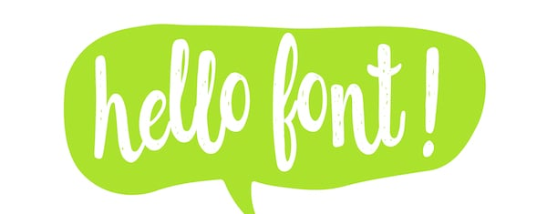 10 Fun Fonts for Your Next Web Design Project