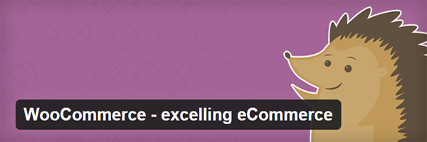 The official WooCommerce header.