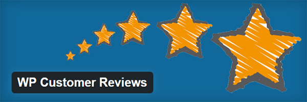 The official WP Customer Reviews header.