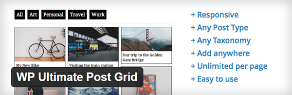 WP Ultimate Post Grid