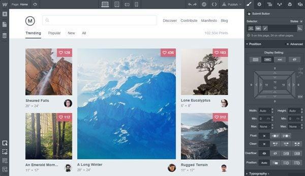 best website design tool