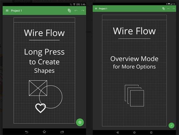 Best Web Design Tools Wire Flow