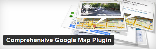 Comprehensive Google Maps Plugin