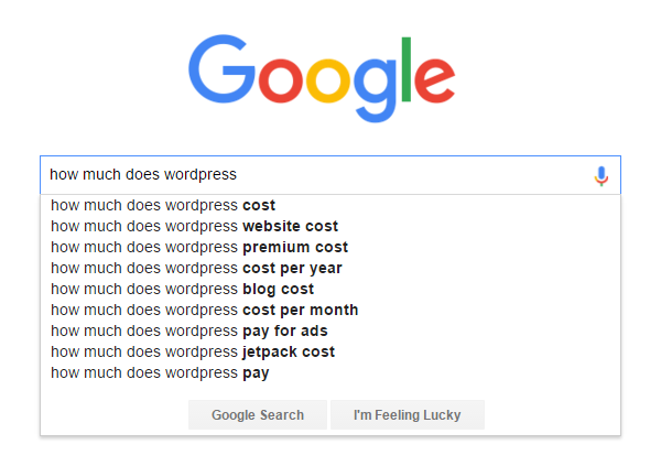 What are people asking Google?