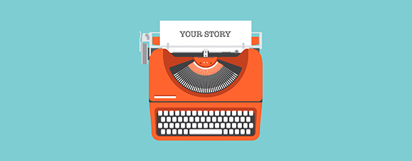 Tell your stories – image by Bloomua / shutterstock.com