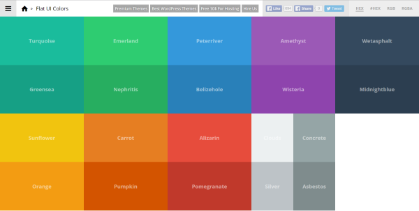 6 Color Matching Techniques For Wordpress Web Designers Elegant Themes Blog