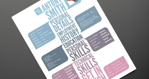 free resume template - Resume Templates For Designers