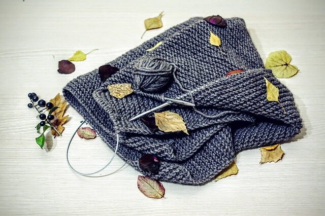 Autumn knitting