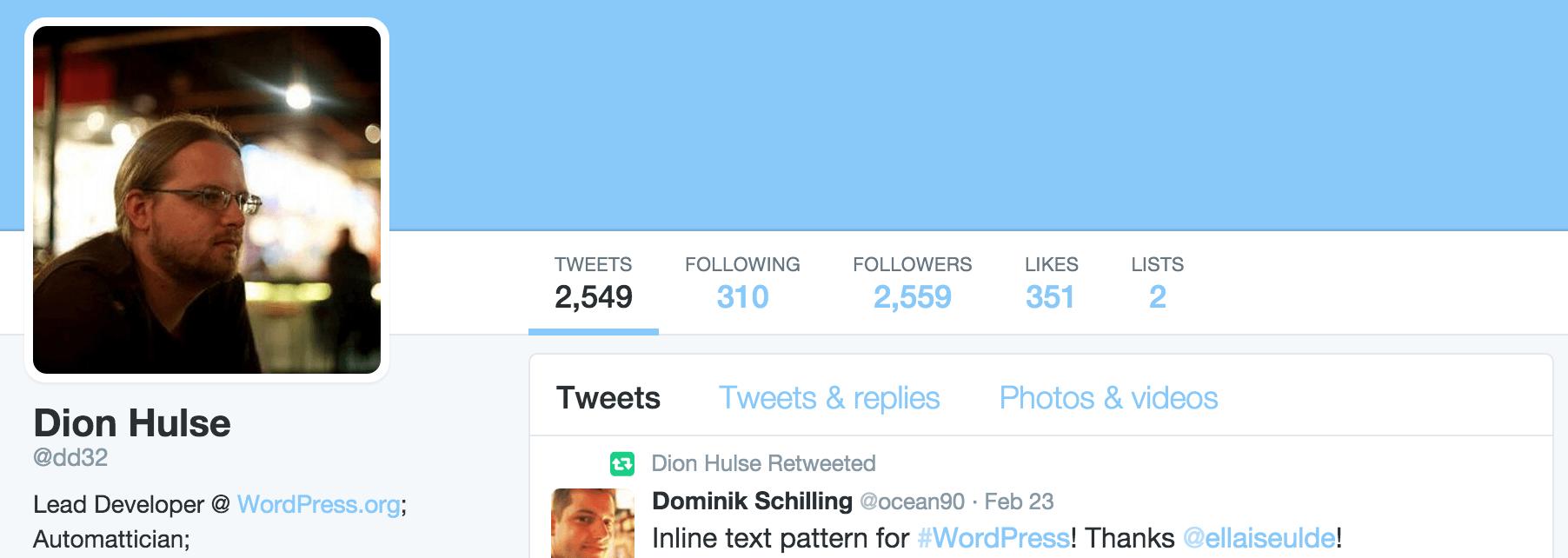 Dion Hulse