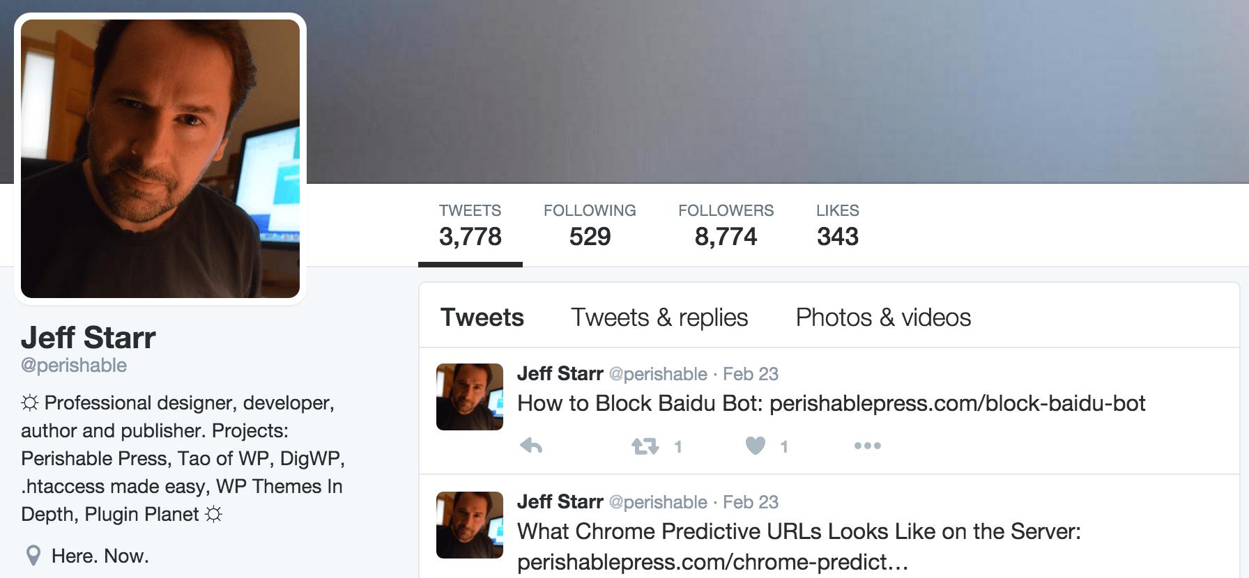 Jeff Starr