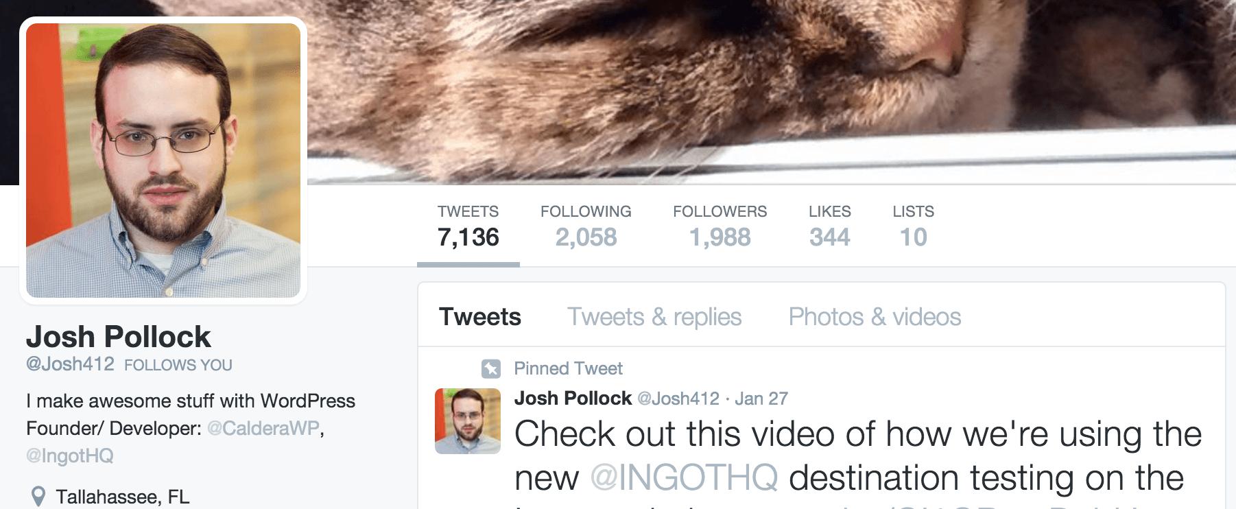 Josh Pollock