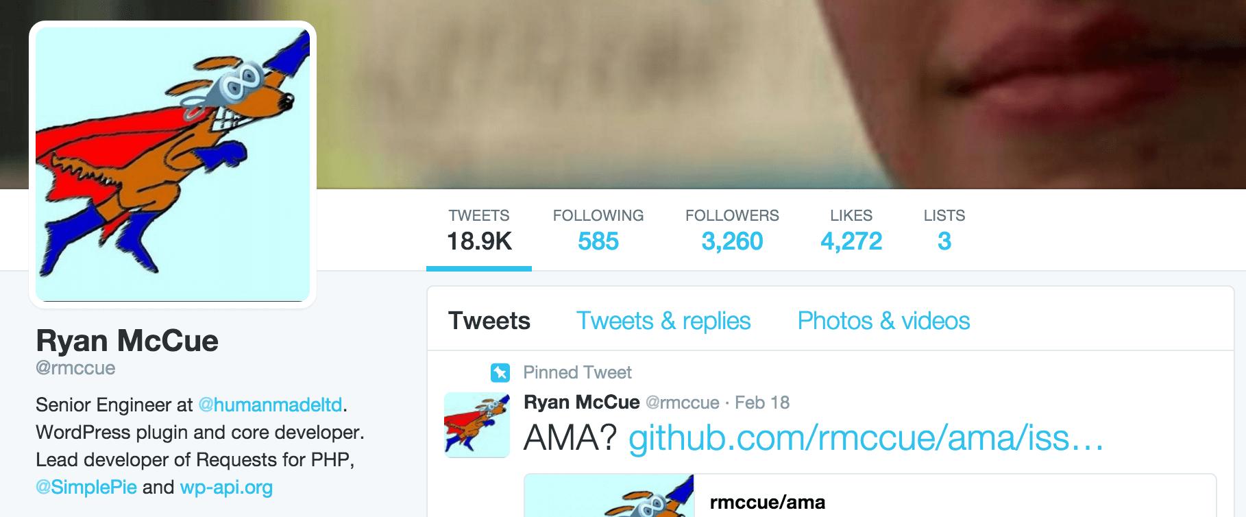 Ryan McCue