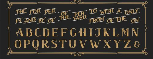 20 Typography Trends to Pay Attention to in 2016