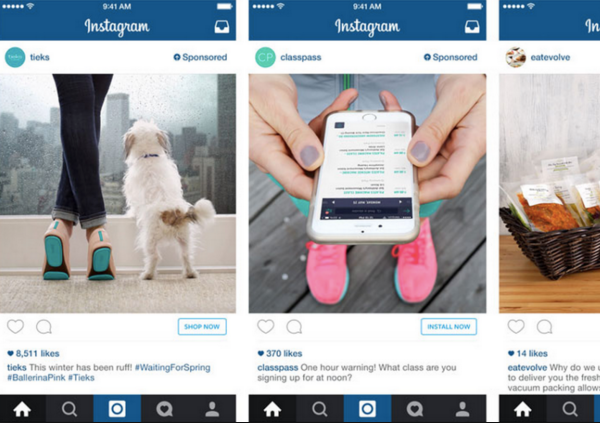 Instagram shopping may become native