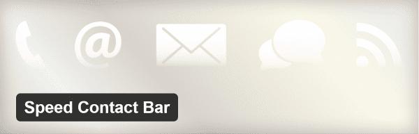 Speed Contact Bar