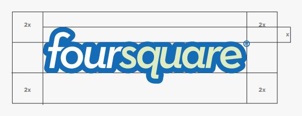Web Design Style Guides Foursquare
