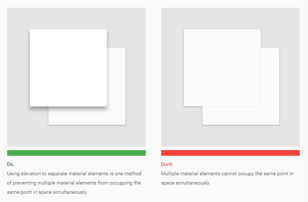 Web Design Style Guides Material Design