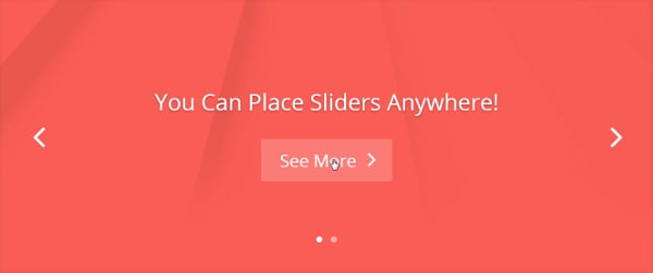 Web Design Tips - Divi Slider