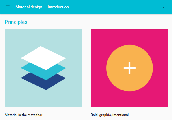 Web Design Tips-Google-Material-Design-Style-Guide