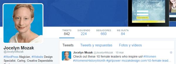 Jocelyn Mozak's headshot.