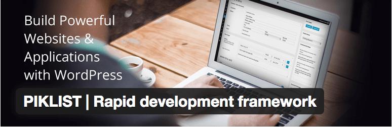 Piklist Framework