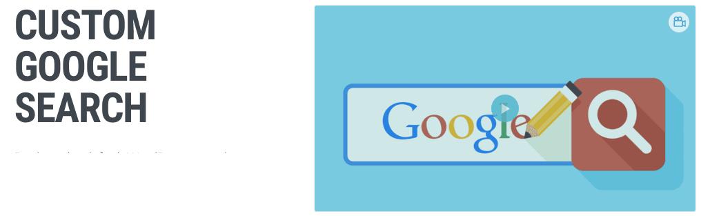 جایگزین کردن جستجوی گوگل با جستجوی پیشفرض وردپرس